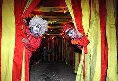 Carnival of Screams - Alton Towers