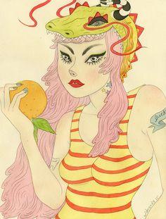 Miss Fortune - wishcandy