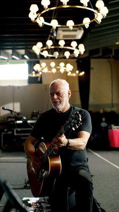 David Gilmour Aout 2016