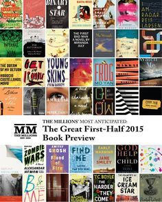 The Millions : Most Anticipated: The Great 2015 Book Preview