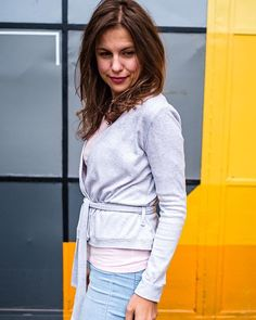 That time of the year when you have to think about layering 🤗 My favourite wrap style cardigan is my Nikki by Athina Kakou. Time Of The Year, Wrap Style, Layers, My Favorite Things, Sewing, Instagram, Fashion, Layering, Moda