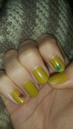 Autumn leafs  #autumn #leafs #nailart #nail #stylebook #stylebookofelif #fashion #style #me