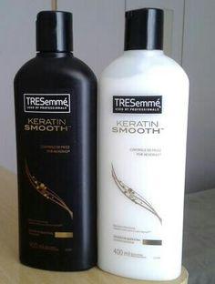 Tresemmé shampoo e condicionador
