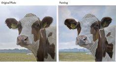 Transform your pet photo into a magnificent portrait!