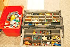 Tips for organizing a kids playroom