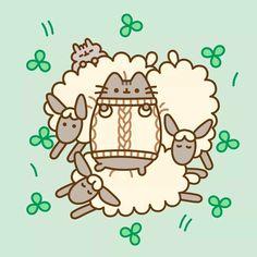 Comics Archives - Page 12 of 34 - Pusheen Sheep Cartoon, Cartoon Art, Pusheen Stormy, Pusheen Love, Pusheen Stuff, Pokemon, Cute Sheep, Kawaii Cat, Gif Animé