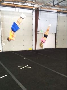Matt Smith and Carly Manning... Sync Doubles. relationship goals