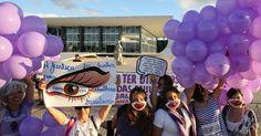 comemoração pela decisão do stf, que aprovou a interrupção da gravidez de fetos anencéfalos, em 12/4/12.