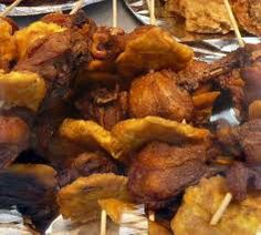 Side Dish, Brandied Candied Sweet Potatoes, This Is A Favorite Of Ours For Many Years Because It Is Different From The Many Mashed Sweet Potatoes Recipes. Originally Submitted To Thanksgivingrecipe. Grilled Sweet Potatoes, Candied Sweet Potatoes, Candied Yams Recipe, Comida Boricua, Candy Yams, Puerto Rico Food, Chicharrones, Puerto Rican Recipes, Comida Latina