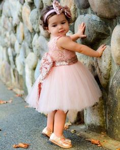 Super Ideas for birthday girl outfit toddler gold sequins Toddler Flower Girl Dresses, Wedding Flower Girl Dresses, Dresses Kids Girl, Toddler Dress, Baby Dress, Infant Toddler, Dress Wedding, Vestido Rose Gold, Princesa Tutu