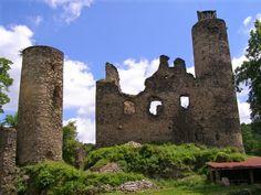Kostomlaty Castle, Czech Republic