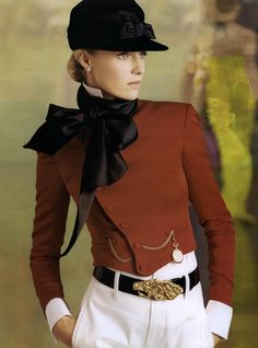Ralph Lauren Collection Ad Campaign Spring/Summer 2008 Shot #14