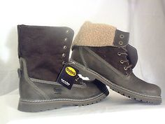 Dockers by Gerli, Kids Shoes, Chocolate, Winter Shoe, Leather, Laces