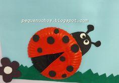Atividades para Educação infantil!!!!: Painel para primavera com pratos descartáveis.