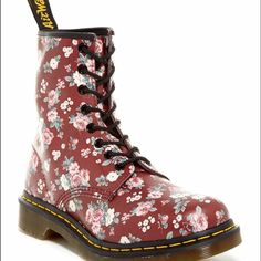 Brand new 1460 Doc Marten boot New with tags. Dr. Martens Shoes Combat & Moto Boots