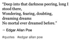 the one, the only... edgar allan poe.