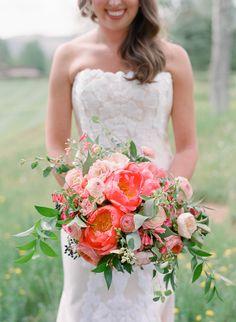 Read More: https://www.stylemepretty.com/2018/02/05/bold-bright-aspen-wedding/