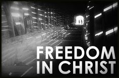 Freedom in Christ Fri 31 Oct & Sat 1 Nov
