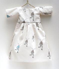 Lumi Summer dress- le train fatome