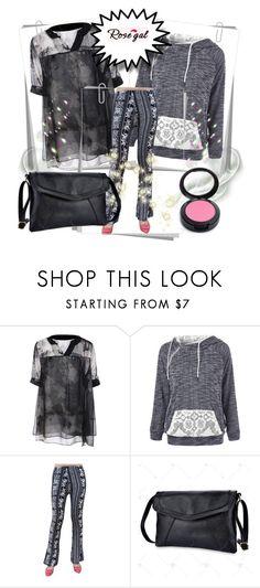 """57) ROSEGAL"" by mirecr7 ❤ liked on Polyvore"