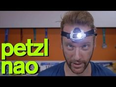 PETZL NAO HEADLAMP REVIEW - GingerRunner.com - YouTube