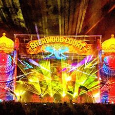 You may never wanna go home.:stuck_out_tongue_winking_eye:  #ElectricForest #ONElove