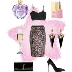 A fashion look from December 2014 featuring MANGO, H&M skirts and Alexander McQueen pumps. Browse and shop related looks. December 2014, Alexander Mcqueen, Mango, Fashion Looks, Pumps, Shoe Bag, Skirts, Polyvore, Pink