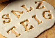 DIY: Salzteig Rezept - für schöne kleine Dekofiguren, -buchstaben oder was das Herz begehrt.