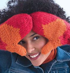 Ravelry: Heart-in-Hand Mitts pattern by Mags Kandis