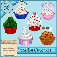 CU All Occasion Cupcakes