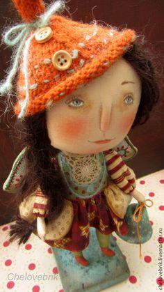 Белла - разноцветный,кукла ангел,текстильный ангел,текстильная кукла,наивный стиль