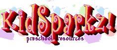 KidSparkz Preschool Resources, Preschool Curriculum, Free Printables, Lesson Plans, Themes and Preschool Activities