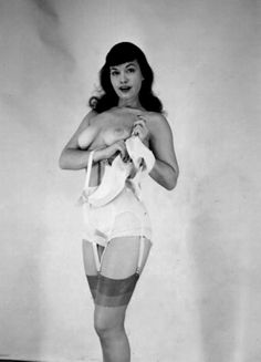 Bettie Page Is All The Rage! : Photo