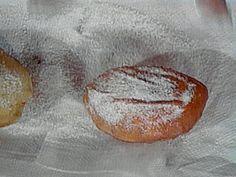Cuochi per caso...o per forza!!: Bomboloni alla Crema (o KRAFFEN) di Alessandra Spi...