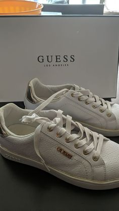 Guess shoes size 8 for Sale in San Jacinto, CA - OfferUp San Jacinto, Guess Shoes, Sneakers, Outfits, Fashion, Tennis, Moda, Slippers, Suits