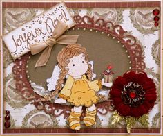 Photobucket Magnolia, Teddy Bear, Scrapbook, Christmas Ornaments, Toys, Holiday Decor, Girls, Cards, Xmas Ornaments