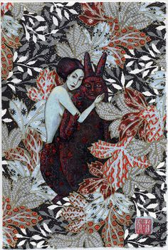 her rabbit | Lena Revenko