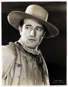 STAGECOACH (1939) - John Wayne as 'The Ringo Kid' - Directed by John Ford - United Artists - Publicity Still.