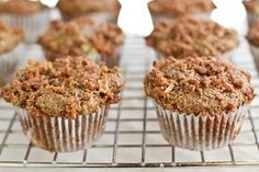 Our Panera's Gluten Free Dream Day: Apple Crunch Muffin — Oh She Glows