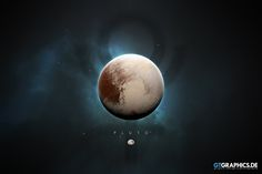 The Solar System Pluto