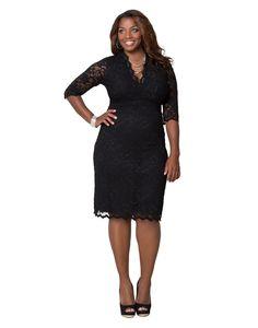 Size 20 black lace dress - Free Image gallery
