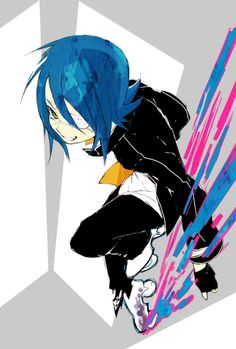 Image de air gear and anime boy