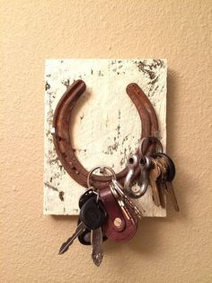 Horse Country Chic: Easy Everyday Equestrian Decor  This could have been even prettier and less rustic if you wanted a different look!