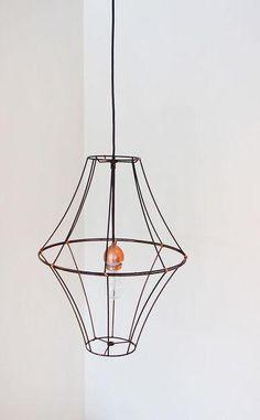 inexpensive diy brass geometric globe pendant light atta girl rh pinterest com