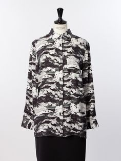 Ethel Printed Shirt from J.Lindeberg A/W-15 | APLACE Fashion Store & Magazine