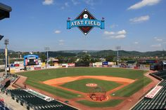 Take me out to the ball game in Chattanooga, TN. Home of the Chattanooga Lookouts.