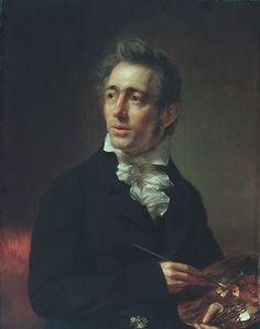 Samuel Lovett Waldo (1783–1861). Self-portrait, 1815. The Metropolitan Museum of Art, New York. Amelia B. Lazarus Fund, 1922 (22.217.1)