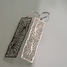Cluster earrings produced from stainless steel having a nature feel to them costing $30.00