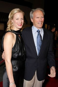Clint & Daughter Allison who also like her Father Directs & has a clothing line.-She looks like her mom, Frances Fisher! Clint Eastwood Pictures, Clint And Scott Eastwood, Alison Eastwood, Actor Clint Eastwood, Celebrity Couples, Celebrity Pictures, Tv Actors, Actors & Actresses, Oscar Winning Films
