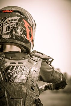 Thor #motocross #bike portrait